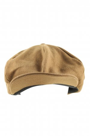 Brixton Flat Cap brown casual look