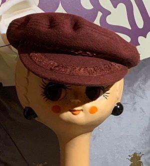 Brixton Cappello con visiera carminio