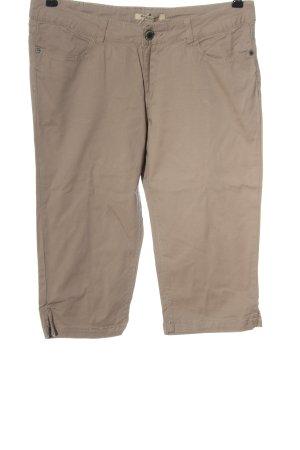 Broadway Pantalone a 3/4 bianco sporco stile casual