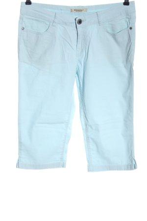 Broadway Jeans 3/4 bleu style décontracté