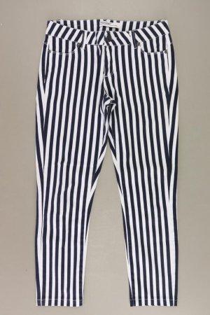 Broadway Pantalone a 7/8 blu-blu neon-blu scuro-azzurro Cotone