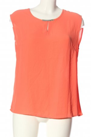 Broadway Blusa senza maniche arancione chiaro stile casual