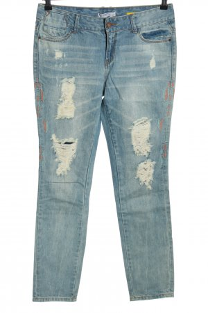 Broadway Boyfriendjeans blau Casual-Look