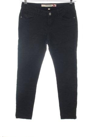 Broadway Pantalone cinque tasche nero stile casual