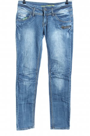 Broadway Low Rise jeans blauw casual uitstraling