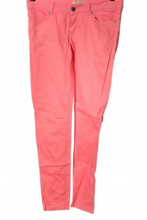 Broadway Jeans vita bassa rosa stile casual