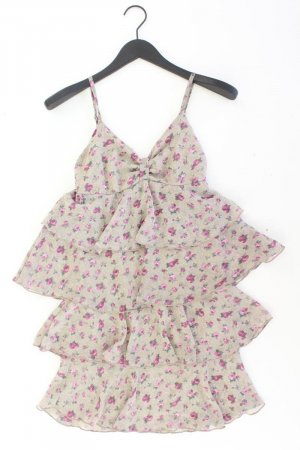 Broadway Kleid Größe 34 blumen mehrfarbig aus Polyester