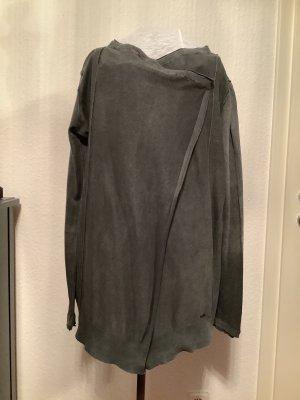 Broadway Veste en tricot gris