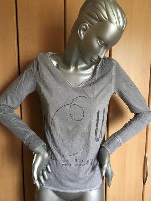 Broadway Camicia fantasia grigio chiaro-grigio