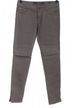 Broadway Jeans a sigaretta grigio chiaro stile casual