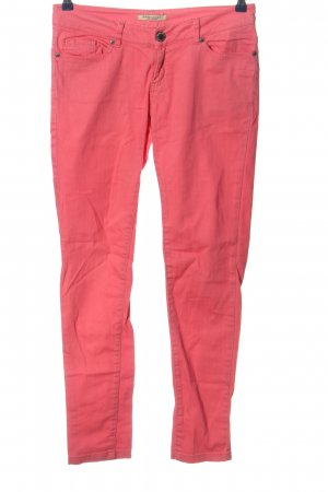 Broadway Jeans a sigaretta rosa stile casual