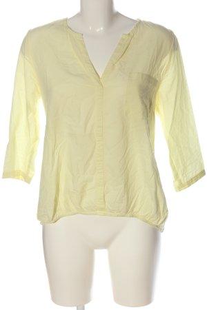 Broadway Slip-over blouse sleutelbloem casual uitstraling