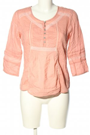 Broadway Schlupf-Bluse pink Casual-Look