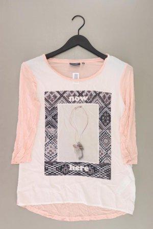 Broadway T-shirt lichtroze-roze-roze-neonroos Viscose