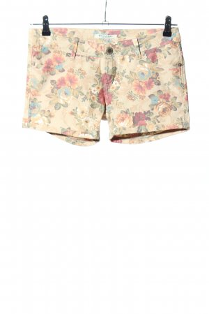 Broadway Shorts Allover-Druck Casual-Look