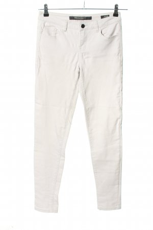 Broadway Jeans skinny blanc style décontracté