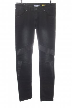 Broadway Slim jeans zwart casual uitstraling