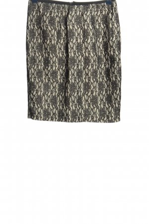 Broadway Falda de encaje negro look casual