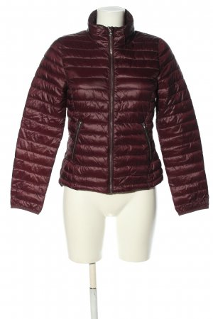 Broadway Steppjacke rot Steppmuster Casual-Look