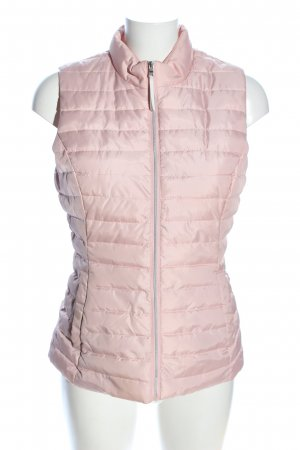 Broadway Quilted Gilet nude quilting pattern casual look