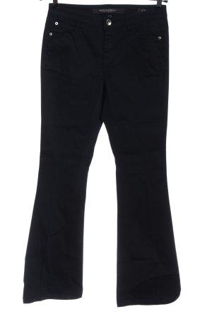 Broadway Pantalon en jersey bleu style décontracté