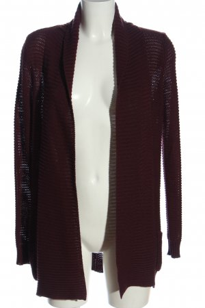 Broadway Strick Cardigan rot Casual-Look
