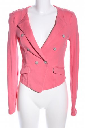 Broadway Sweatblazer pink Casual-Look
