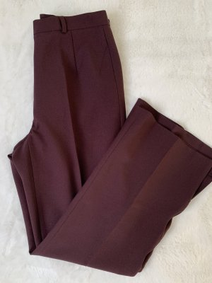 Raspberry collection Pleated Trousers multicolored