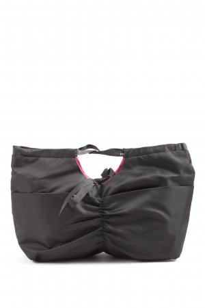 Brontibay Stofftasche schwarz Casual-Look
