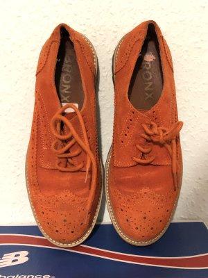 Bronx Chaussures à lacets multicolore