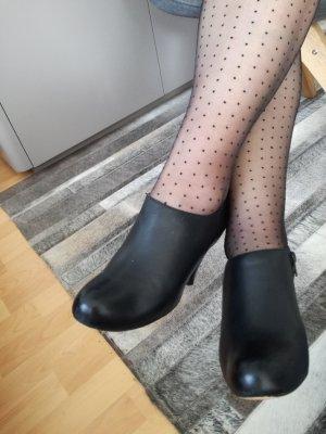 Bronx Leder Schuhe, Größe 38,5