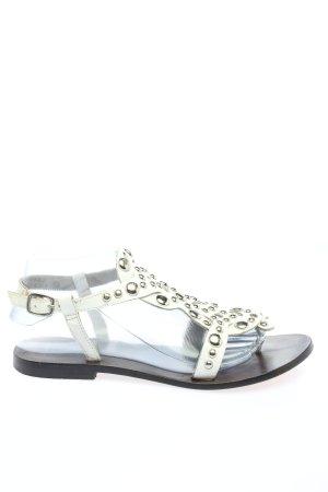 Bronx Riemchen-Sandalen mehrfarbig Casual-Look
