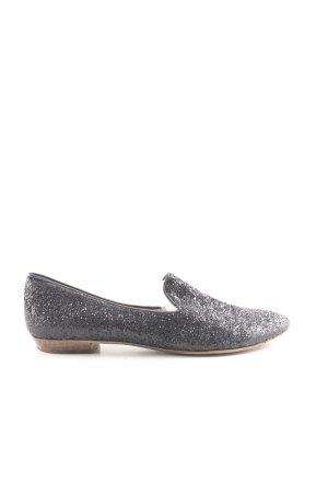 Bronx Pantofola argento elegante