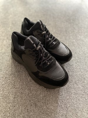 Bronx Slip-on Sneakers black