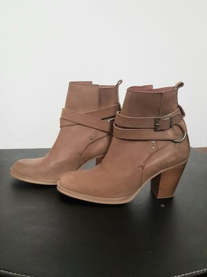 Bronx Low boot multicolore cuir