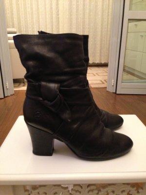 Bronx Chaussures noir cuir