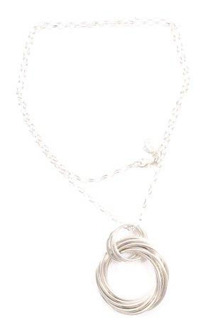Bronzallure Collier zilver casual uitstraling