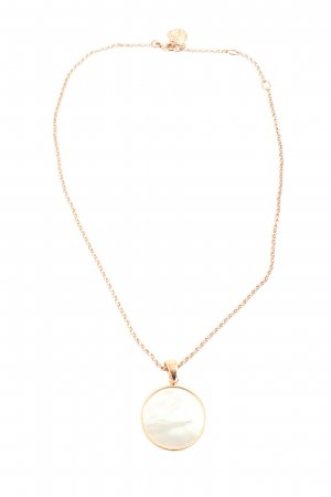 Bronzallure Collier Necklace gold-colored casual look