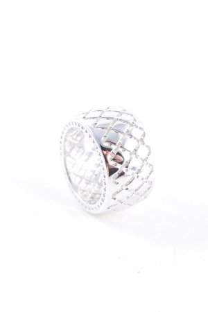 Bronzallure Silver Ring silver-colored casual look