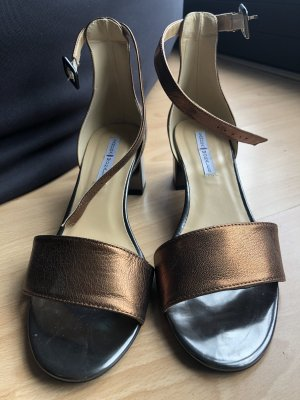 Bronze Sandaletten