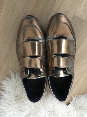 Bronze Schuhe #fashion