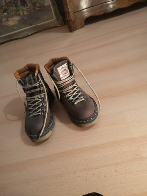 Brookers Out Doors Boots Plateau Leder  Stiefel