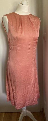 Brooks Brothers Sukienka midi różowy-łosowiowy