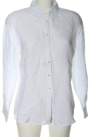 Brooks Brothers Chemise à manches longues blanc style d'affaires