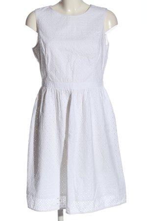 Brooks Brothers Robe à bretelles blanc style décontracté