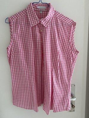 Brookshire Sleeveless Blouse pink