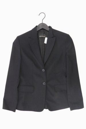 brookshire Blazer Größe 36 schwarz aus Polyester