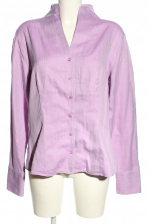 Brookshire Long Sleeve Blouse lilac casual look