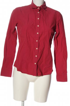 Brookshire Long Sleeve Shirt red business style