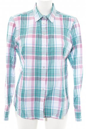 Brookshire Long Sleeve Shirt check pattern casual look